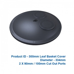 Leaf Basket Cover - 300mm - $17.00