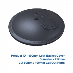 Leaf Basket Cover - 400mm - $19.00