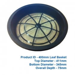 Leaf Basket - 400mm - $30.00