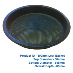 Leaf Basket - 500mm - $35.00