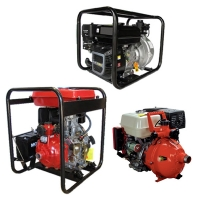 Petrol and Diesel Driven Pumps