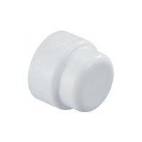 PVC Lock - End Cap 3-4 - 07780