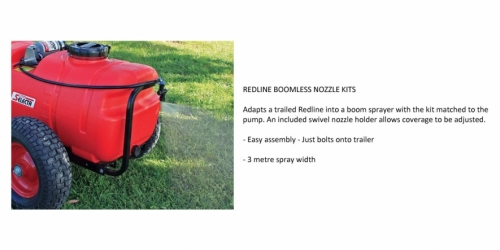 TR100-10 (Boomless Nozzle Kit for SP100-R2) - $139.00