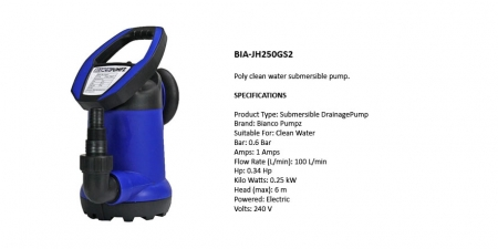 BIA-JH250GS2
