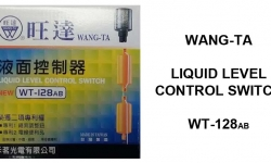 WANG-TA - Liquid Level Control Switch - WT-128AM