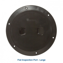 Large Inspection Port - 152mm - $45.00