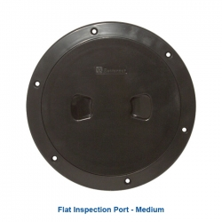 Medium Inspection Port - 127mm - $35.00