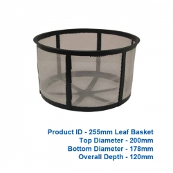 Deep Leaf Basket - 255mm - $42.00