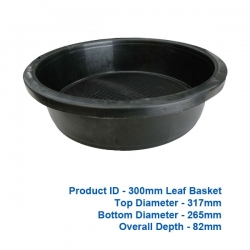 Leaf Basket - 300mm - $25.00