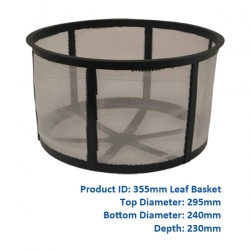 Deep Leaf Basket - 355mm - $55.00