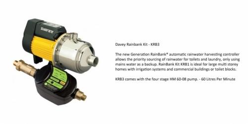 Davey Rainbank KRB3 - P.O.A