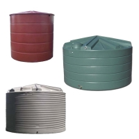 Poly Round Tanks