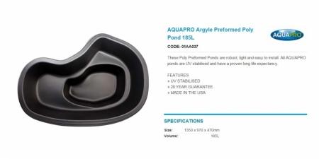 AquaPro - Argyle
