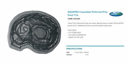 AquaPro - Coquetdale