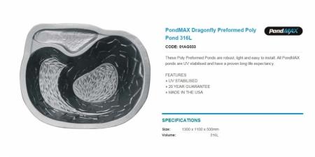 PondMAX - Dragonfly