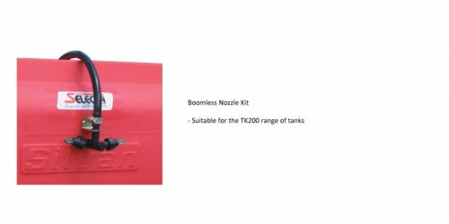 S3B - Boomless Nozzle Kit for TK200 Range - $383.00