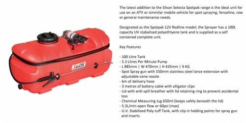 SP100-R2 - $389.00