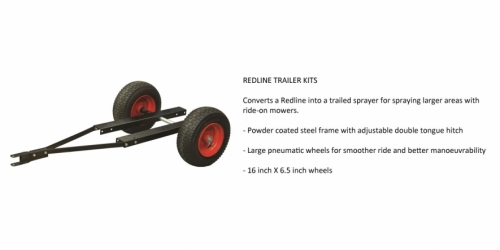 TR100 (Trailer Kit for SP100-R2) - $199.00