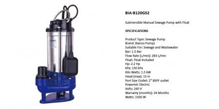 BIA-B120GS2