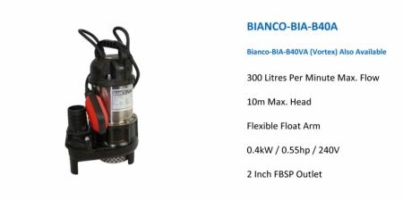 BIANCO BIA-B40A - $591.00