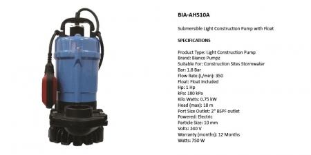 BIA-AHS10A