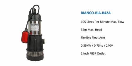 BIANCO BIA-B42A - $724.00