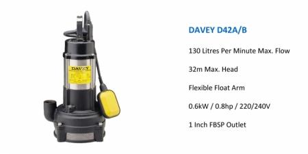 DAVEY D42A/B